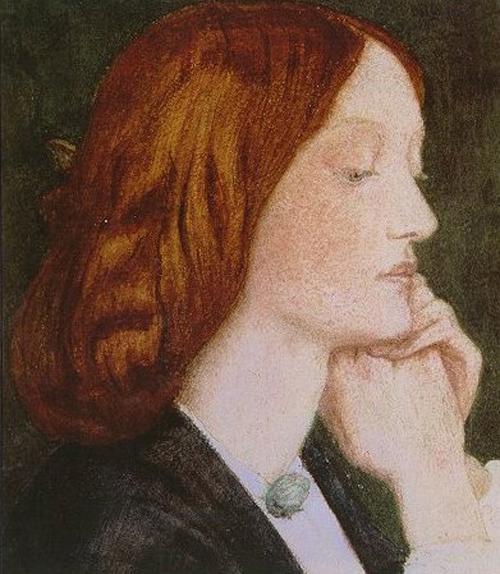 Dante-Gabriel-Rossetti-Elizabeth-Siddal-1854-1855