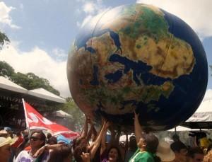 BRAZIL-WSF-SOCIAL-FORUM
