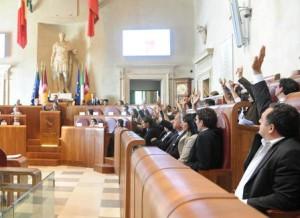 COMUNE, AULA GIULIO CESARE PIENA PER PRIMA SEDUTA ASSEMBLEA CAPITOLINA - FOTO 10