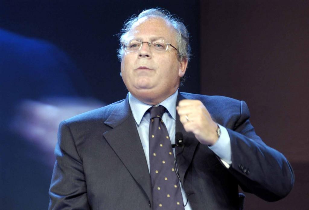 Gigi Moncalvo. Fonte: ilmessaggero