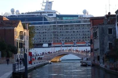 Venezia le navi da crociera e la farsa inaccettabile for Quali cabine sono disponibili sulle navi da crociera