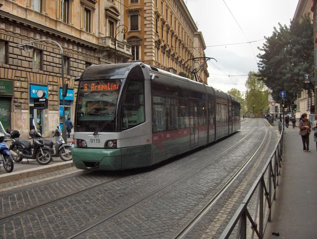 Rome.Tram