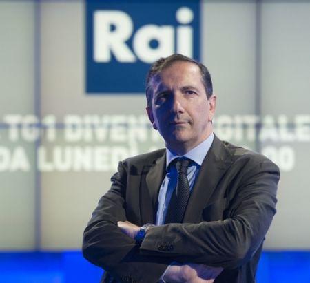 Luigi Gubitosi, Direttore generale della Rai. Fonte: corrierecomunicazioni.it