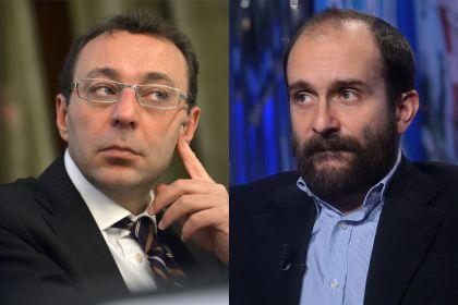 Stefano Esposito e il Presidente del Pd, Matteo Orfini. Fonte: lettera43.it