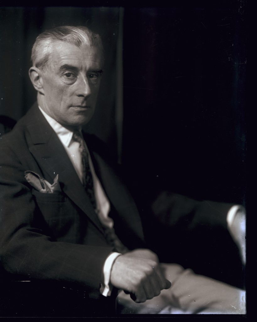 Maurice Ravel - Fonte: scholarship.rice.edu