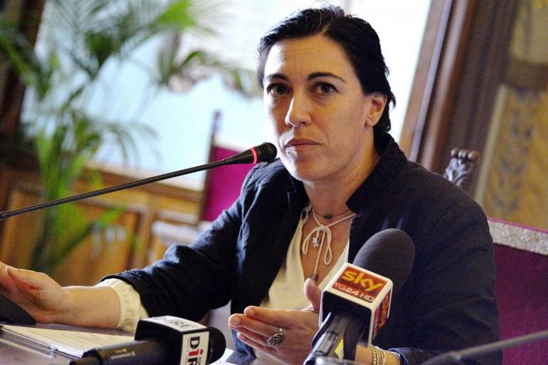 Estella Marino, assessore all'ambiente del Comune di Roma