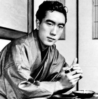 Yukio-Mishima-giovane