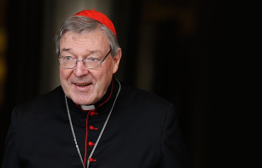 Il cardinale George Pell