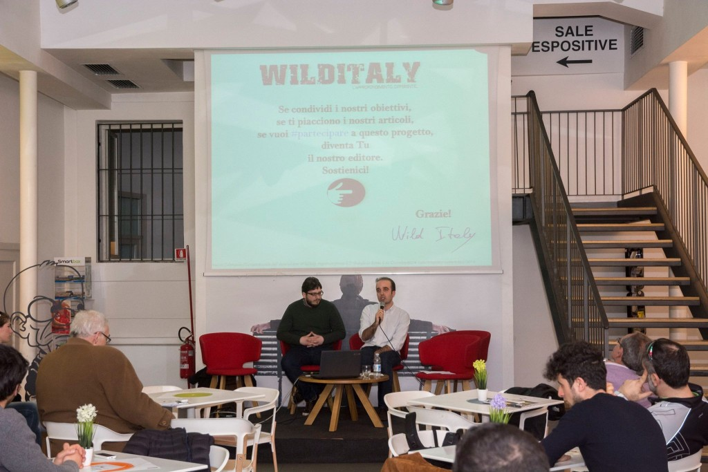 Presentazione di Wild Italy. Roma, 27 febbraio 2015
