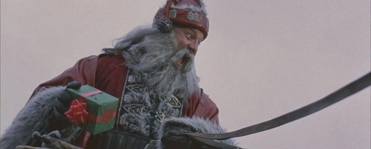 Natale, i film da vedere durante le feste SANTA'S-SLAY