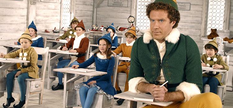 I film da vedere per una Natale all'insegna del cinema elf
