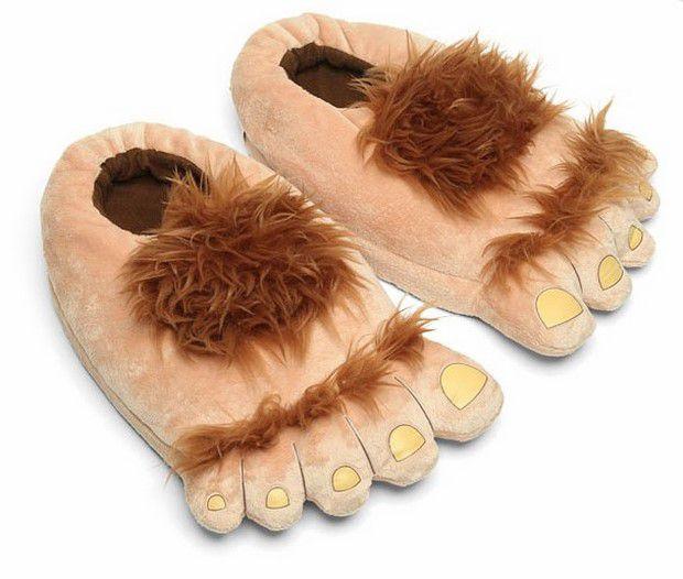 pantofole lo hobbit regalo Natale