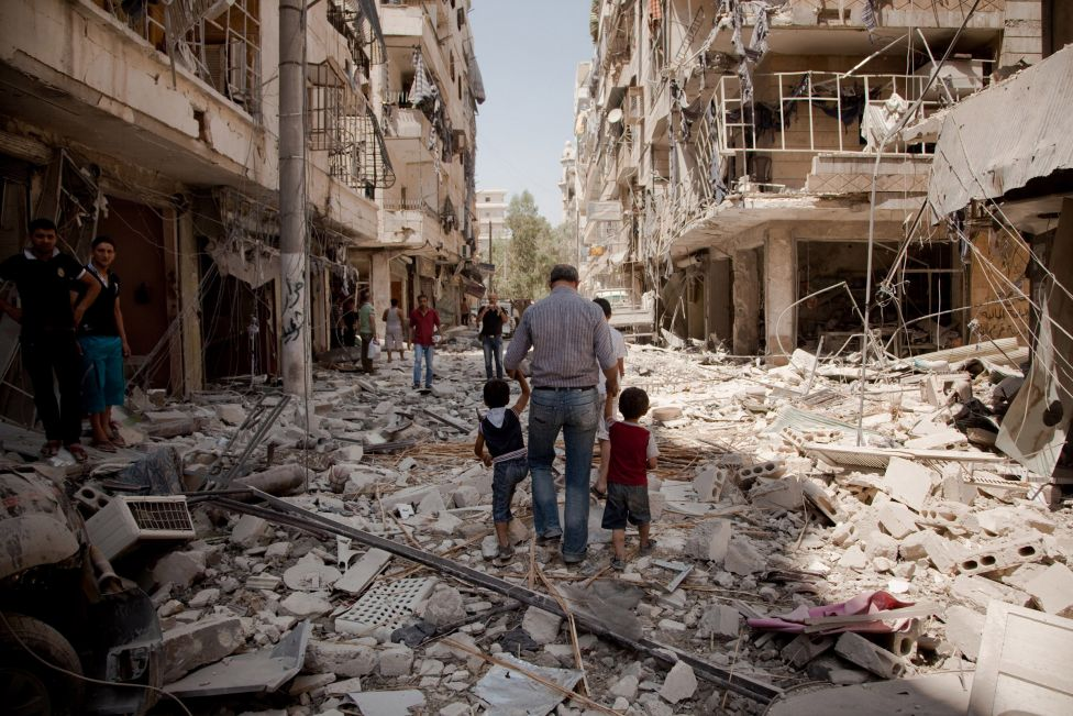 Aleppo. Fonte: nena-news-it
