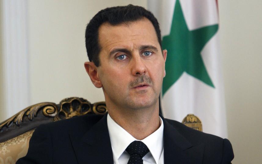 Bashar al-Assad. Fonte: telegraph.co.uk