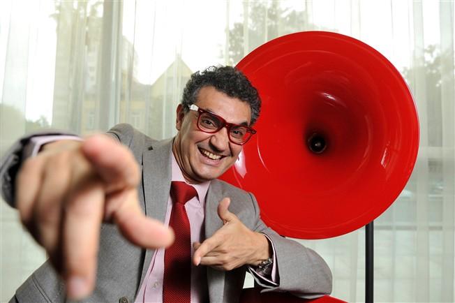 Jorge Sequeira, uno dei candidati alle elezioni presidenziali. Fonte: languish.org