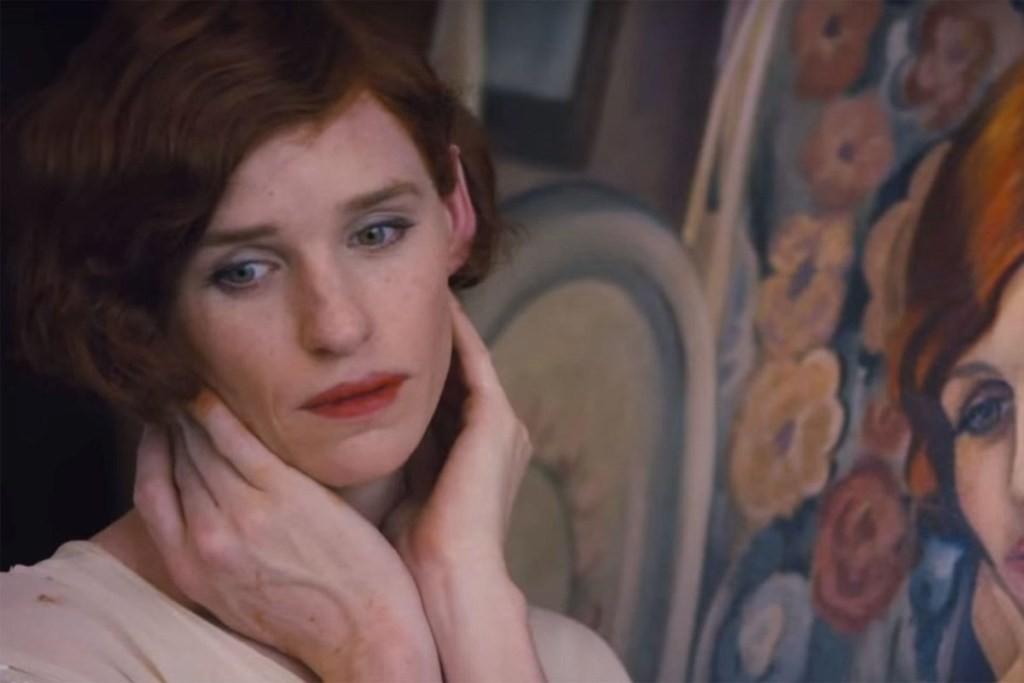 The danish girl - Eddie Redmayne