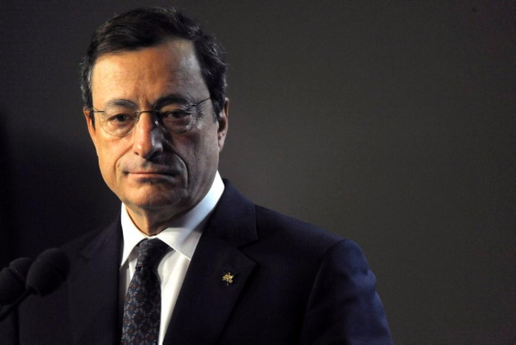Mario Draghi. Fonte: www.sokratis.it
