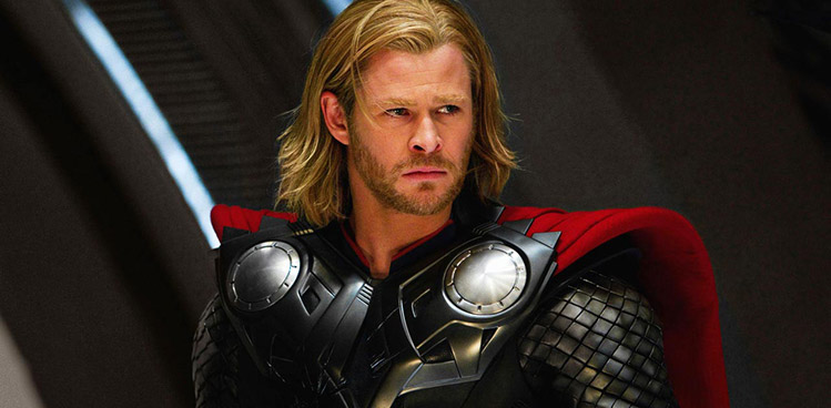 cinecomic Thor Chris Hemsworth