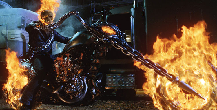 cinecomic ghost rider film