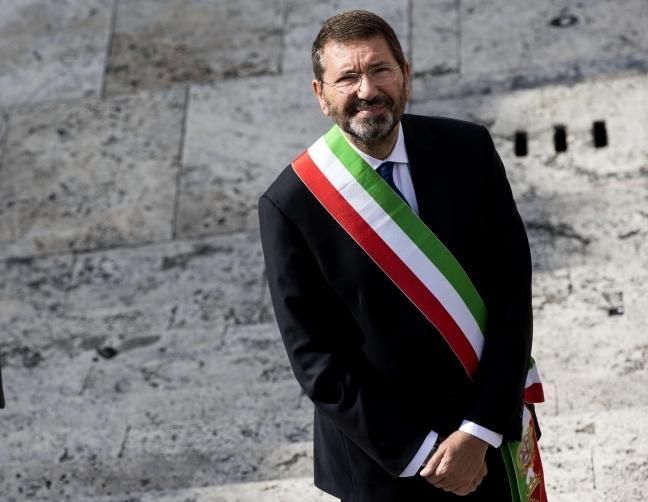 L'ex sindaco di Roma, Ignazio Marino. Fonte: espresso.repubblica.it