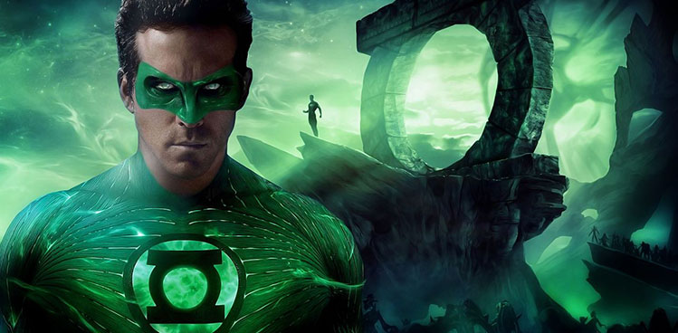 cinecomic lanterna verde ryan reynolds