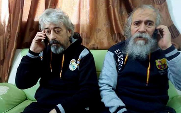 Gino Pollicardo e Filippo Calcagno. Fonte: tg24.sky.it