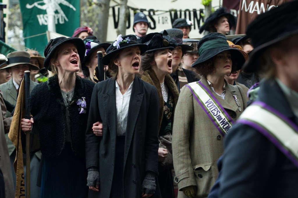 suffragette Festa della donna