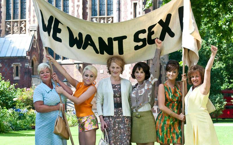 we want sex Festa della donna