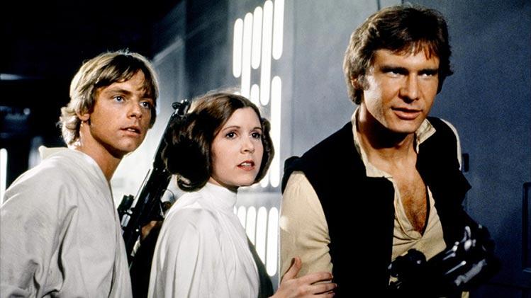 Star wars trilogie da vedere