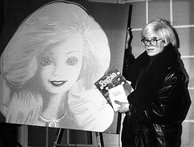Portrait of Billy Boy as Barbie - barbie the icon