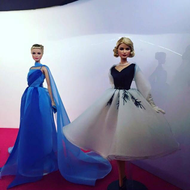 barbie grace kelly - barbie the icon