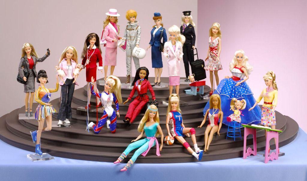 le carriere di Barbie - barbie the icon