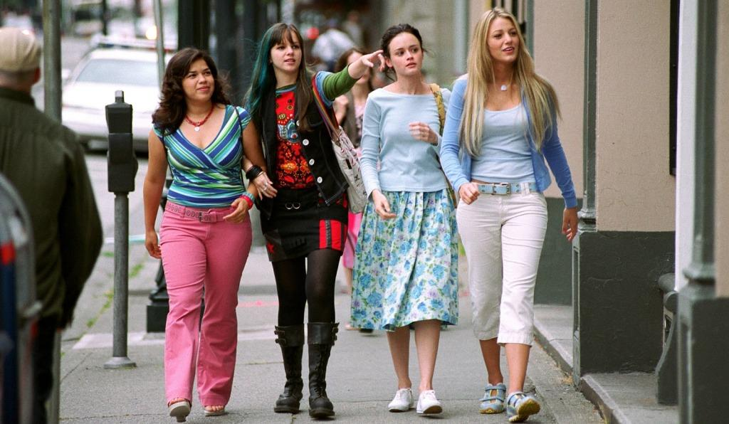 Film legati all'estate - 4 amiche e un paio di jeans