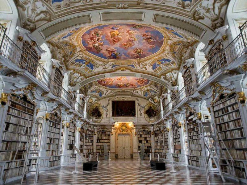 le-biblioteche-antiche-più-belle-del-mondo-abbazia-admont