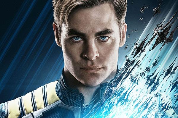 Star Trek Beyond poster Kirk