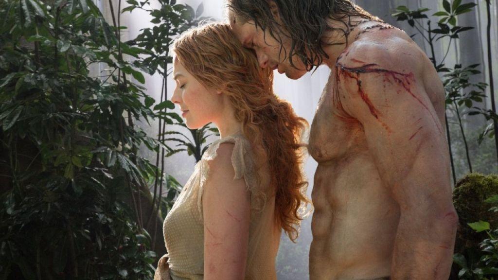 The Legend of Tarzan con Jane