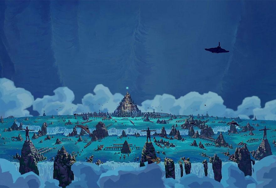 Location Disney reali - Atlantis l'impero perduto