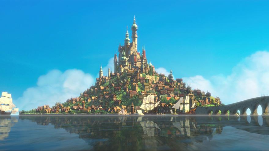 Castelli Di Cartone Film : Viaggio nel mondo alla scoperta di 10 location disney realmente