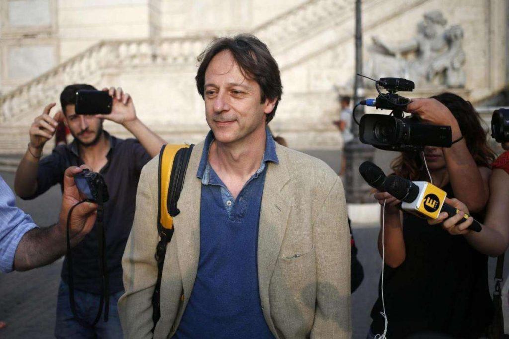 Il neo assessore alla Crescita culturale di Roma, Luca Bergamo. Fonte: nanopress.it