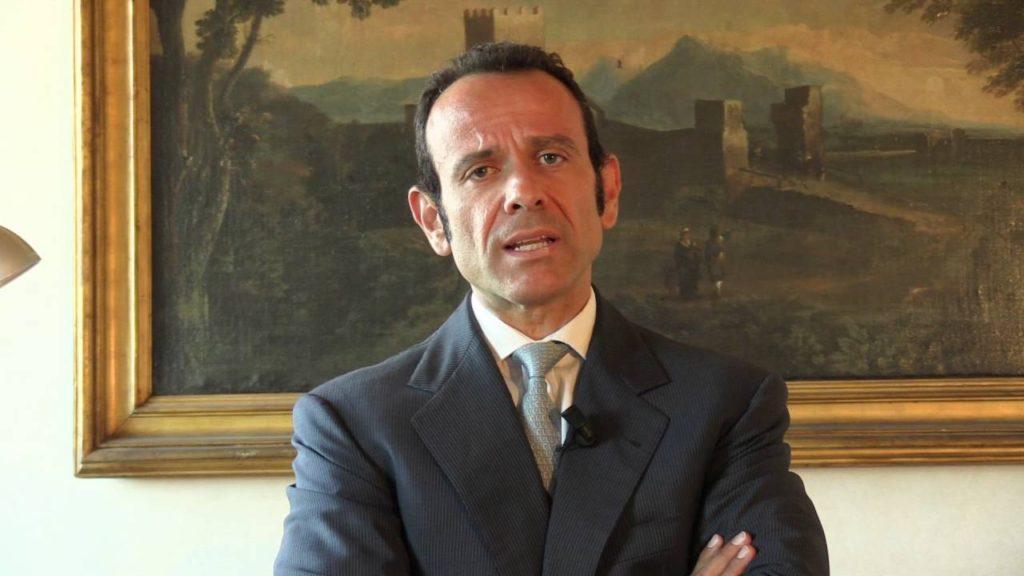 Marcello Minenna, assessore al Bilancio, Patrimonio e riorganizzazione delle Partecipate
