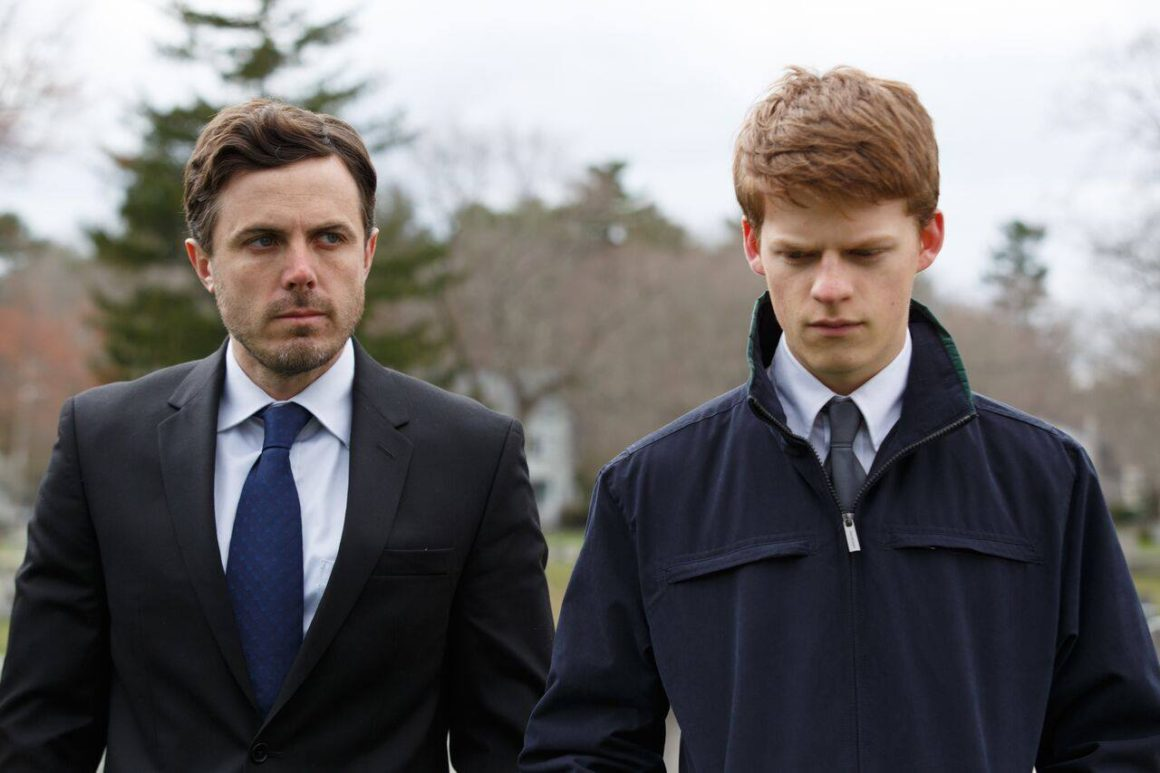 Casey Affleck e Lucas Hedges in Manchester by the Sea