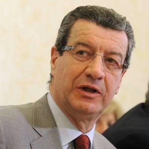Il senatore del Pd, Vannino Chiti