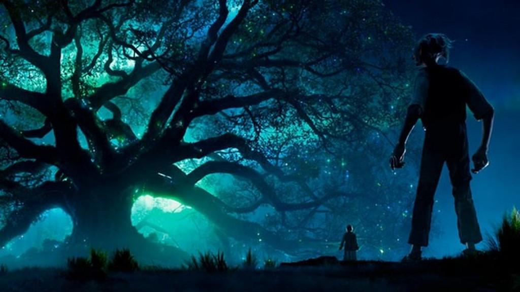 Il GGG Il grande gigante gentile film Spielberg