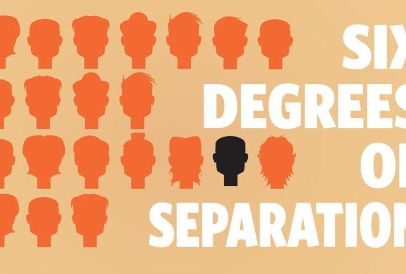 sei gradi di separazione