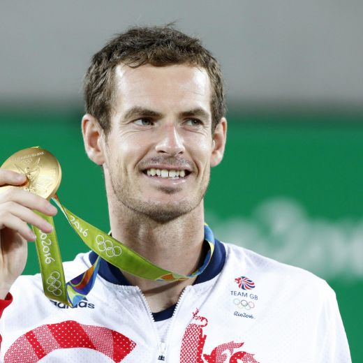 Andy Murray Rio tennis 2016