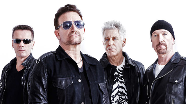 U2 a Roma