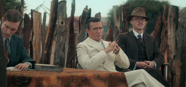 A United Kingdom Jack Davenport Tom Felton