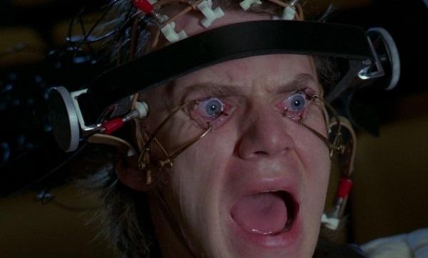 Arancia Meccanica Malcolm McDowell