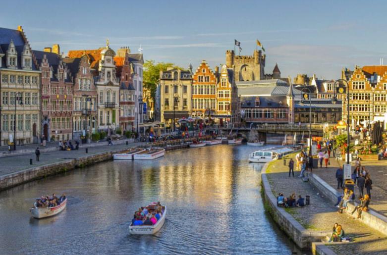 tour del Belgio