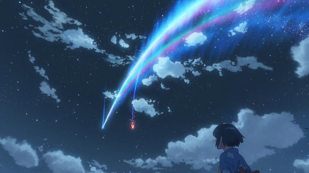 Your name di Makoto Shinkai